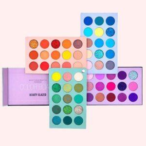 Beauty Glazed Color Board Eyeshadow Palette