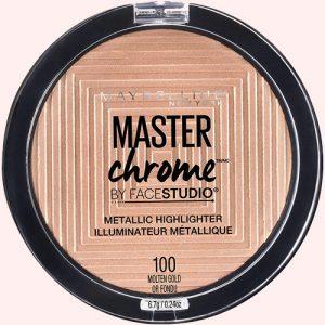 Maybelline New York Facestudio Master Chrome Metallic Highlighter